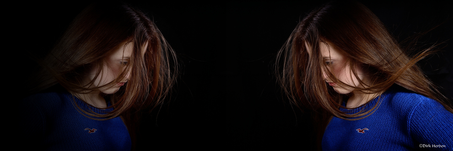 Zwillinge oder Spiegelung ???
