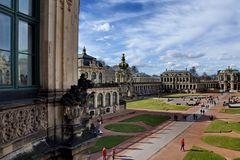 Zwinger Dresden Ein Ort für Schätze von Weltrang