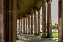 Zwischen 158 Säulen