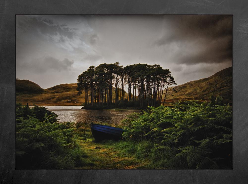 zwischen Arsaig und Lochailort Road the the Isles