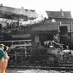 Zwischen Dampf und Digitalkamera