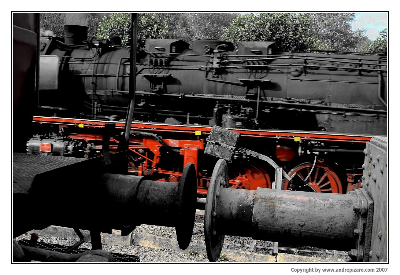Zwischen den Zügen... by www.andrepizaro.com