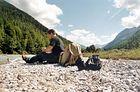 Zwischen Karwendel und Karfreitag, da wo da Radlweg nach Hintergscherd-Indien abbiagt (5)