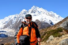 Zwischen Samdo und Dharamshala auf 3900 m Höhe.