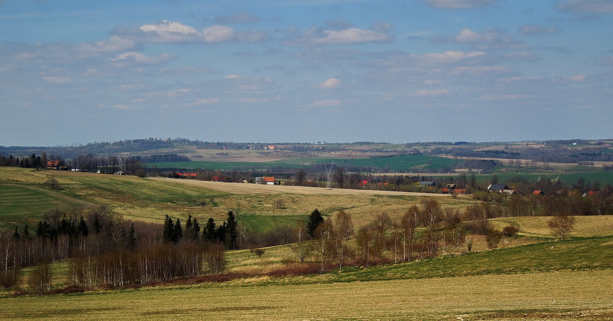 Zwischen Seifersahau und Hindorf