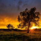 Zwischen Sonne und Wolken