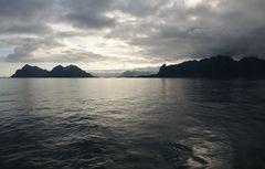 zwischen Svolvaer und Raftsund, Lofoten