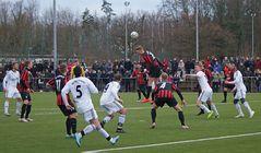 Zwischendurch mal wieder Fußball ...Hochrheinderby endet mit Remis