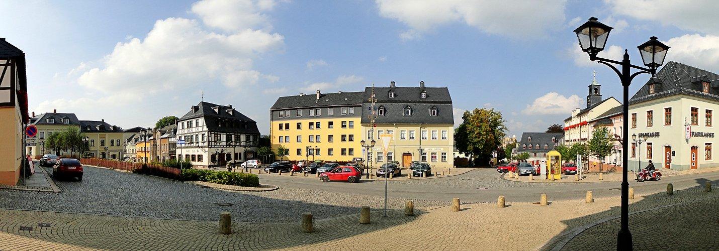 Zwönitzer Markt 2009
