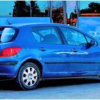 Zypern - Bleu à côté du bleu