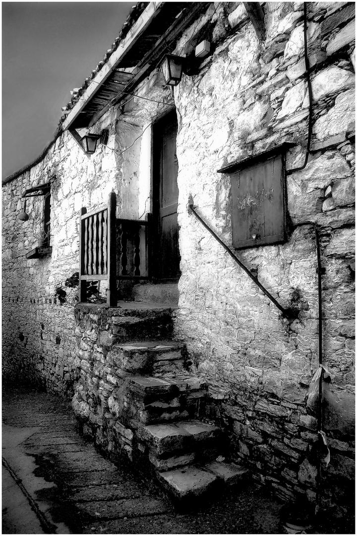 Zypern - Dörfliche Bescheidenheit