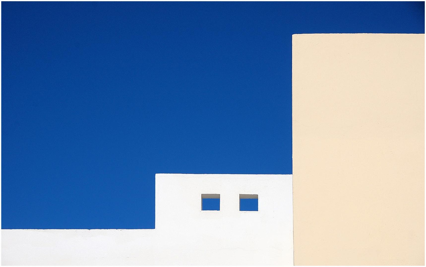 Zypern - Häuser, modern