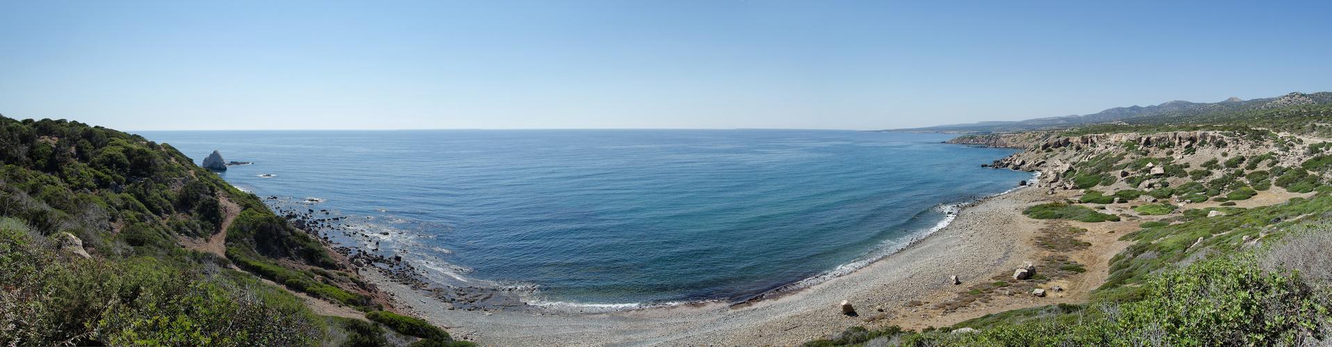 Zypern Westküste