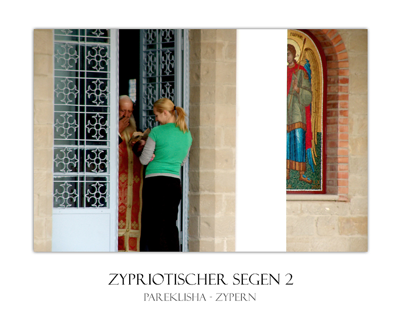 Zypriotischer Segen 2